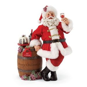 Dept 56 Possible Dream Santa Aged To Perfection